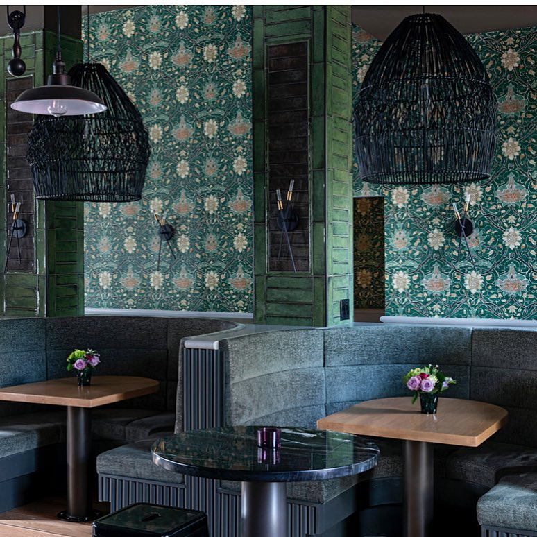 all green restaurant